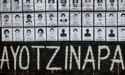 Sin respuestas a dos años de los 43 estudiantes de Ayotzinapa