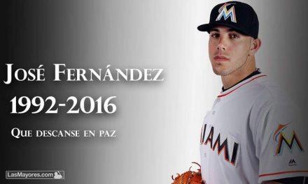 Fallece pelotero José Fernández de los Marlins de Florida