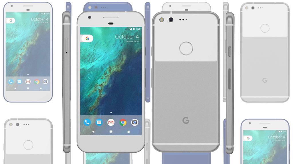 Google presenta su smartphone Pixel