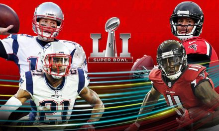FALCONS Y PATS POR EL SUPER BOWL 51