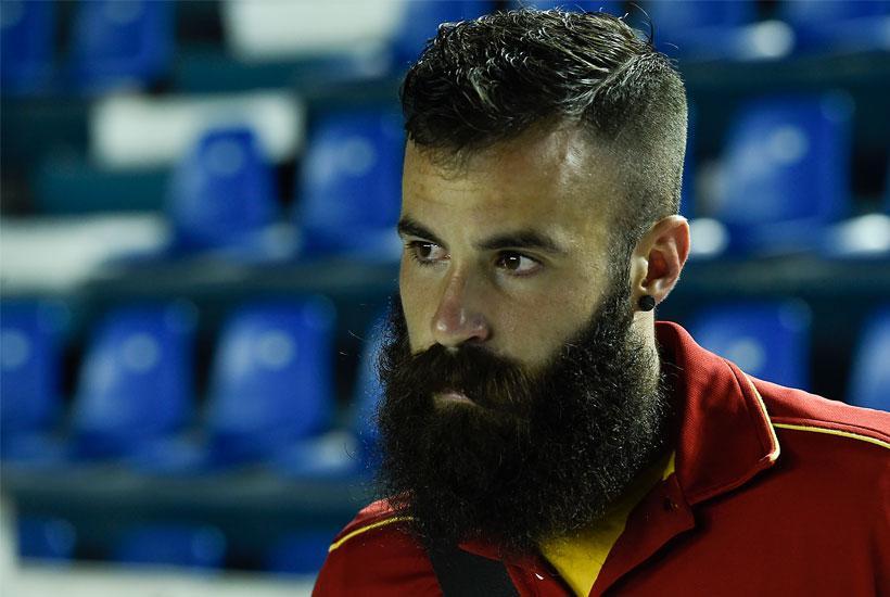 Marc Crosas nuevo jugador de la Jaiba Brava del Tampico Madero.
