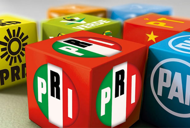 Partidos políticos recibirán 176 millones de pesos para 2017
