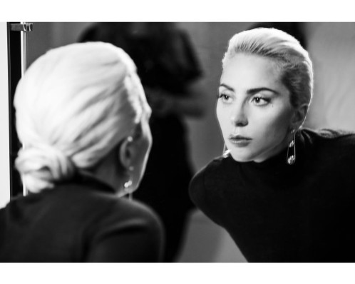 Lady Gaga es la nueva cara de la prestigiosa casa joyera Tiffany