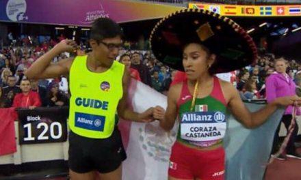 Mundial de Para Atletismo, ya suma 7 preseas para México