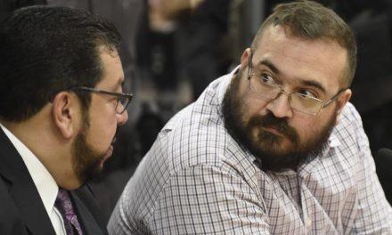 Más de 12 horas podría durar Duarte en su audiencia