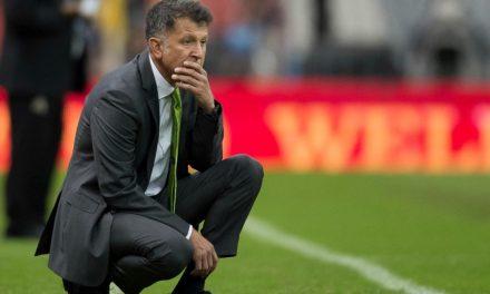 Osorio podría dejar la Selección tras derrota ante Jamaica.