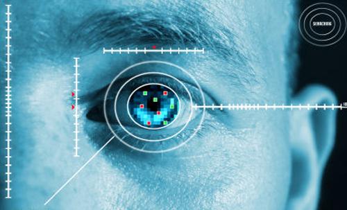 Escaneo de Iris en dispositivos SAMSUNG