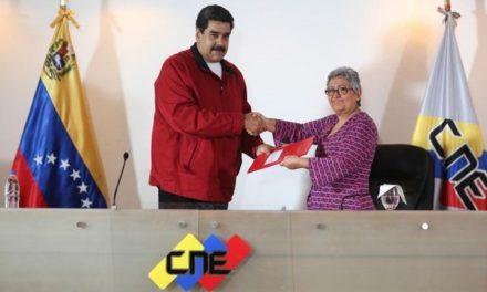 Fraude Electoral por la Constituyente- Venezuela
