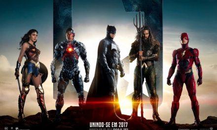 La liga de la Justicia sin SUPERMAN