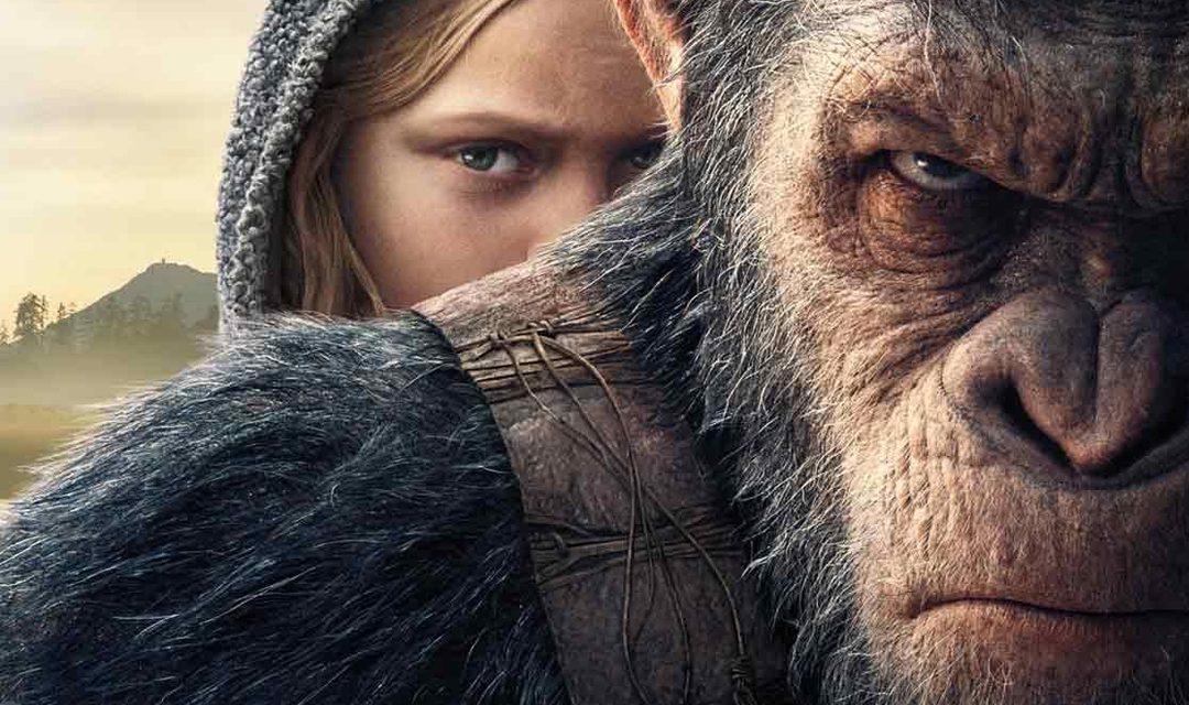 """Más de 2500 pantallas para el estreno de """"El Planeta de los Simios: La guerra"""""""