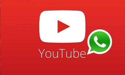 WhatsApp permitirá ver vídeos de YouTube sin salir de la app
