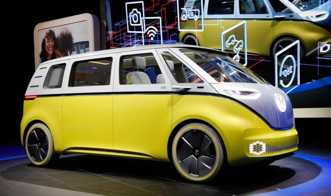 Es oficial, regresa la producción de Combi con un concepto eléctrico VW nos sorprende.
