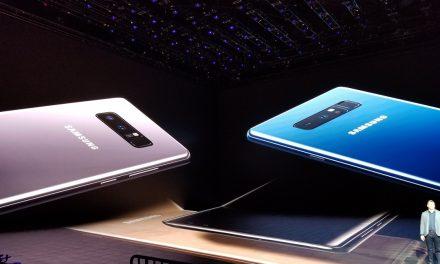 Presentación del Galaxy Note 8