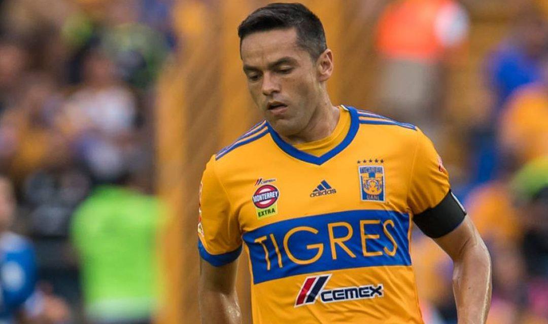 Juninho será baja en Tigres por 1 mes