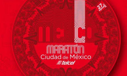 Ruta del Maratón de la CDMX 2017