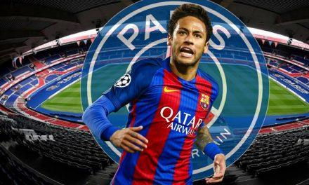 Neymar firmará su contrato con el PSG