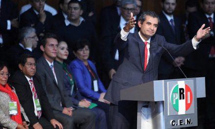El PRI es el instituto político más transparente en el país- INAI