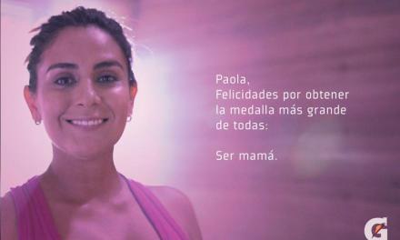 Publicidad sexista de Gatorade sobre Paola Espinosa