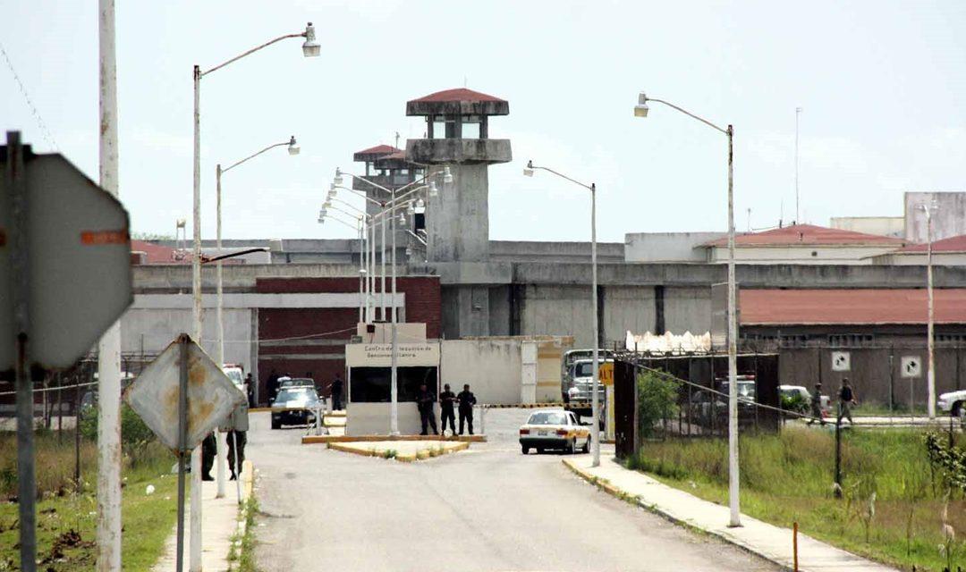 Reportan riña al interior del penal de Reynosa