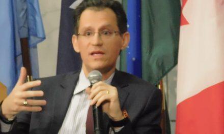 La Secretaría de Economía nombró a Kenneth Smith Ramos como su Jefe Negociador Técnico TLCAN