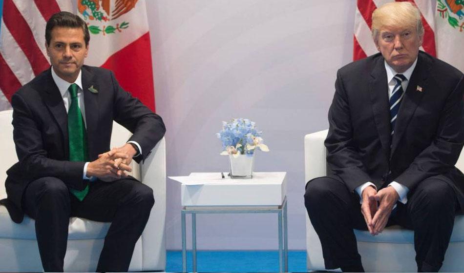 No negociaremos en las redes sociales: México responde a Trump.
