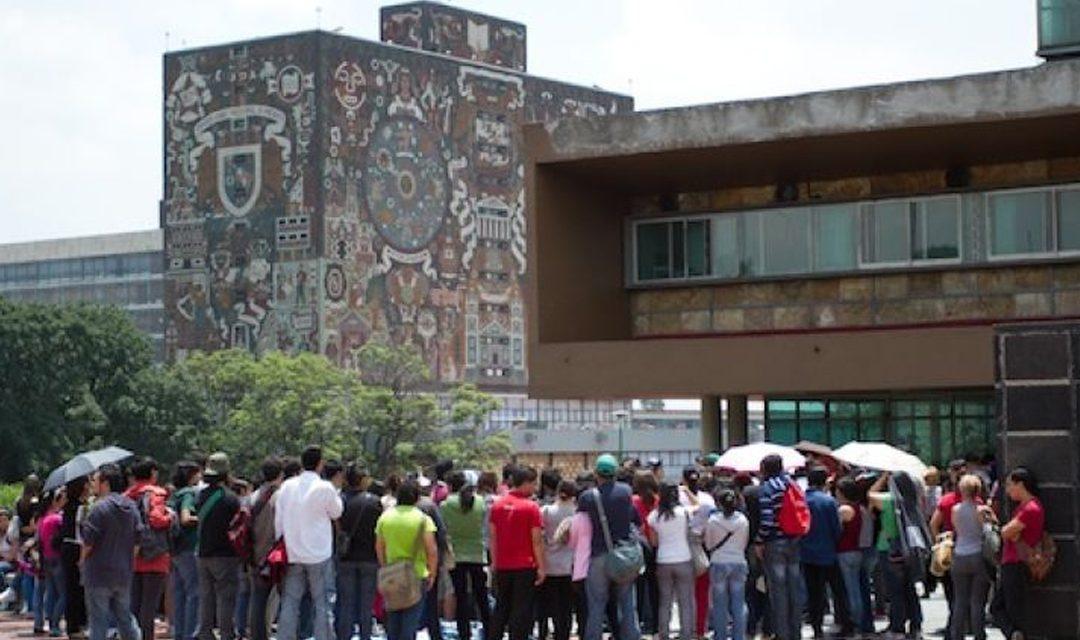 Falla en examen de admisión de 11 mil aspirantes a nivel medio superior: UNAM