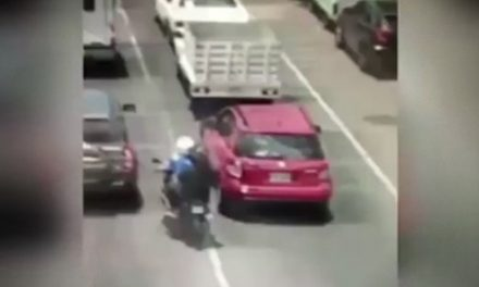 Detienen a ciudadano que mató a asaltante en Circunvalación