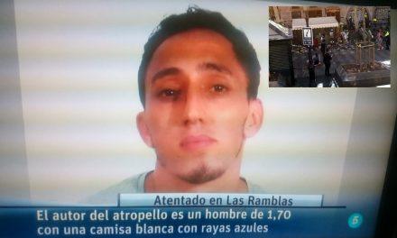 Atropellamiento masivo en las Ramblas de Barcelona: Fue un ataque terrorista.