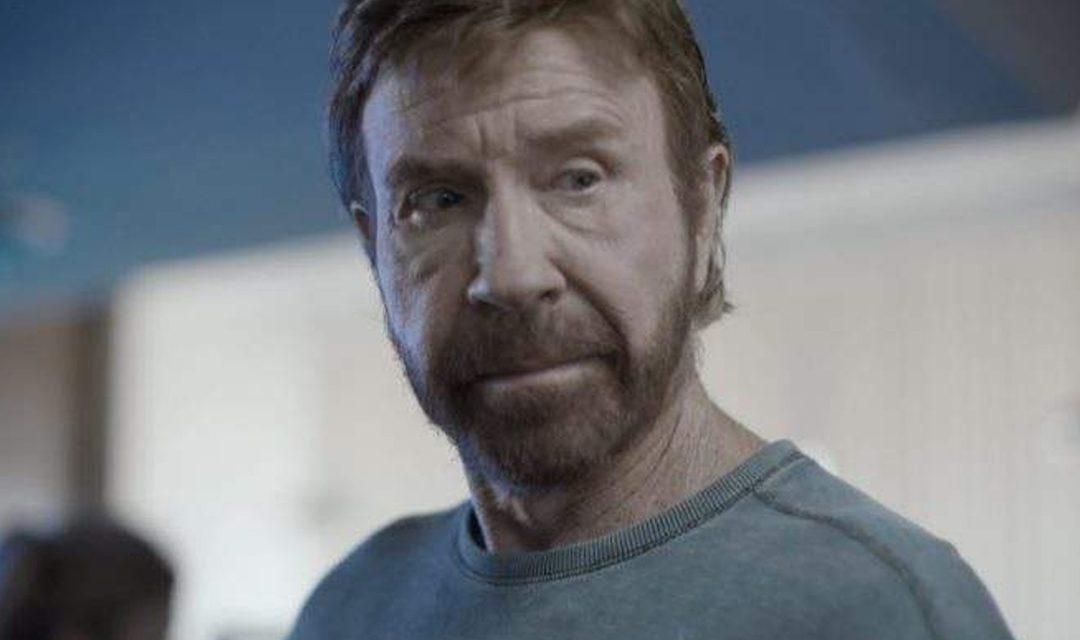 Chuck Norris sufre dos infartos en un mismo día