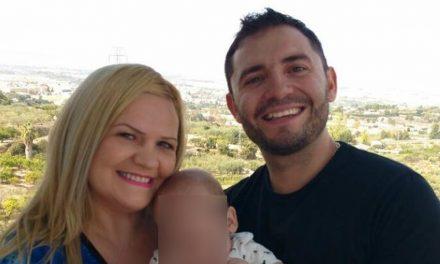 Fue detenido el esposo de Pilar Garrido la española asesinada en Tamaulipas, acusado del estrangulamiento.