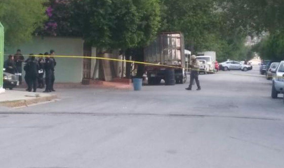 Se encuentra supuesto artefacto explosivo en #Guadalupe N.L.