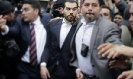 Guillermo Padrés Dagnino sale en libertad, ya que no existían elementos para seguir con el caso: Juez de PGR