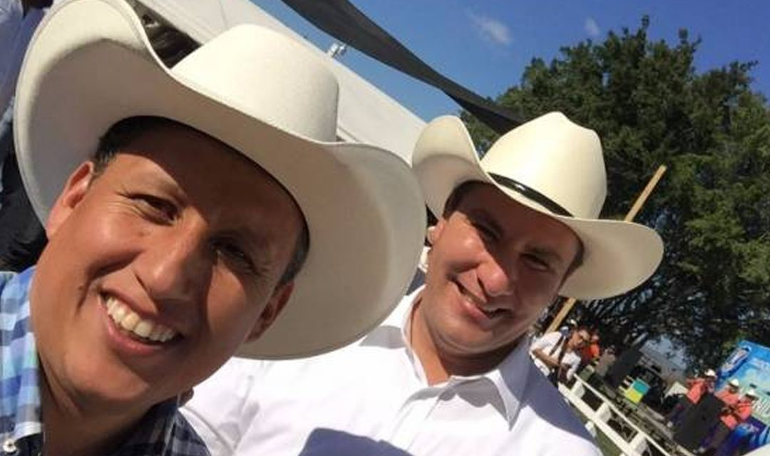 Fue detenido el presunto líder huachicolero y Moreno Valle niega nexos.