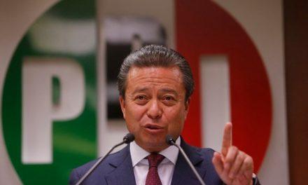 """César Camacho, no está de acuerdo con la propuesta de Kumamoto, identificada como """"Sin voto no hay dinero""""."""