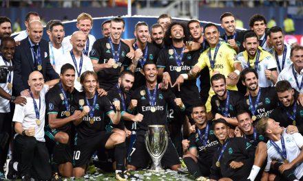 El Real Madrid alarga su reinado en Europa: Campeón de campeones.