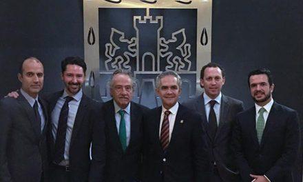 La Ciudad de México es candidata oficial para ser sede del Mundial 2026
