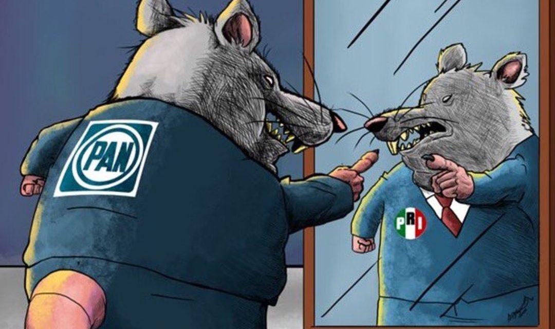 Indagan al PAN en Coahuila por reparto de 70 millones de pesos para comprar votos.