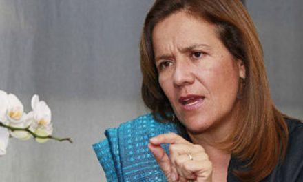 """Zavala menciona que ante el posible retiro de Andrés Manuel López Obrador como aspirante presidencial """"nos da una oportunidad"""""""