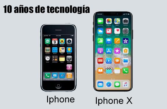 Apple Event, a 10 años de la tecnología en telefonía celular.