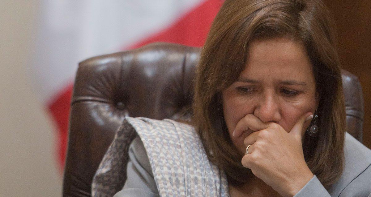 El Frente Ciudadano por México no me entusiasma porque parece que hay cosas en lo oscurito, Margarita Zavala.