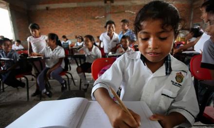 En México solo el 1% de los niños será profesionista ; tendrán el peor pago del mundo.