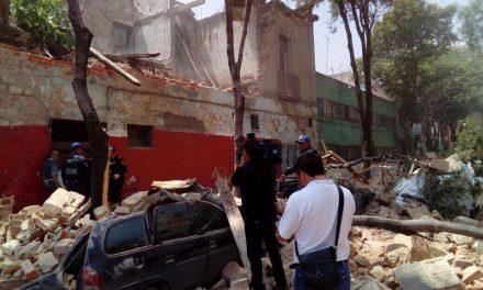 Fuerte sismo de 7.1 en Puebla deja derrumbes y daños