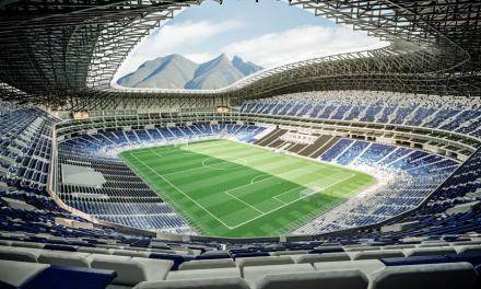 """El estadio mas hermoso del mundo: """"BBVA Bancomer de los Rayados de Monterrey"""""""