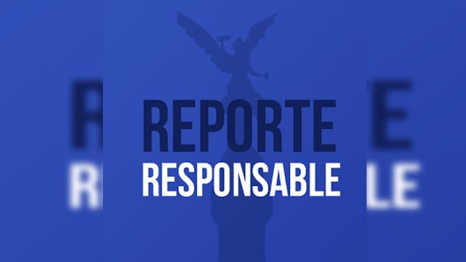 """Crean una app """"Reporte Responsable"""", para informar sobre daños en CDMX"""