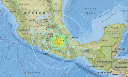 Sismo con magnitud de 7.1 con epicentor en Morelos y otro de 6.8 con epicentro en Puebla, videos y daños