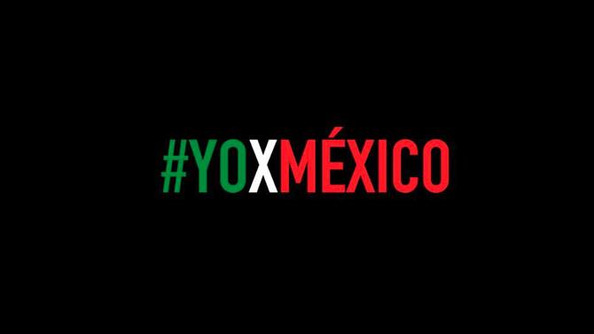 Iniciativa de Chicharito y Layun #YoXMexico