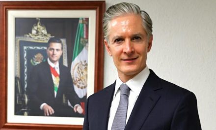 Alfredo del Mazo, señaló que en tres meses su administración dará resultados en materia de seguridad