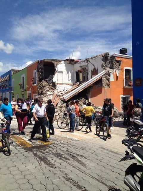 Protección Civil informó que son al menos 217 personas las que perdieron la vida tras el sismo
