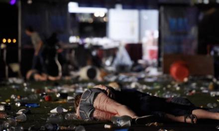 Tiroteo en Las Vegas deja 50 muertos y más de 400 heridos.