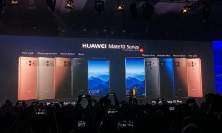 HUAWEI trae el Mate 10 y Mate 10 Pro. Apple y Samsung tienen un nuevo rival.